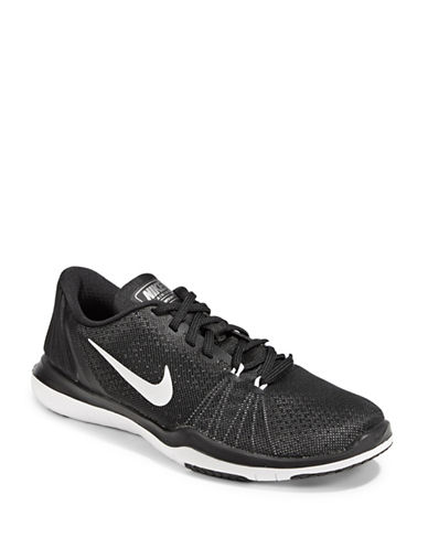 Nike Flex Supreme Sneakers-BLACK-7.5