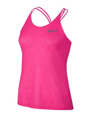 Nike Cool Breeze Strappy Tank Top-PINK-Medium 88338667_PINK_Medium