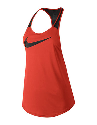 Nike Dri-FIT Flow Grx Tank-RED-Large 88308820_RED_Large