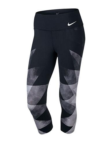 Nike Legendary Tight Capris-BLACK-X-Small 88473500_BLACK_X-Small