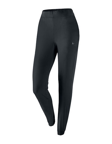 Nike Bliss Skinny Pants-BLACK-Large