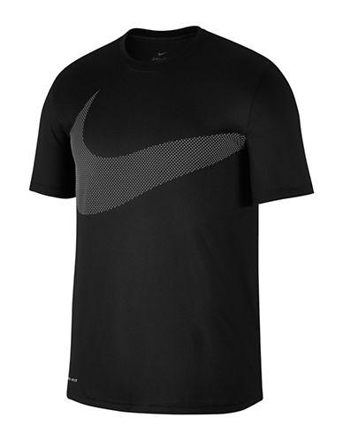 Nike Dry Legend Training Tee-DARK BLACK-Small 89692687_DARK BLACK_Small