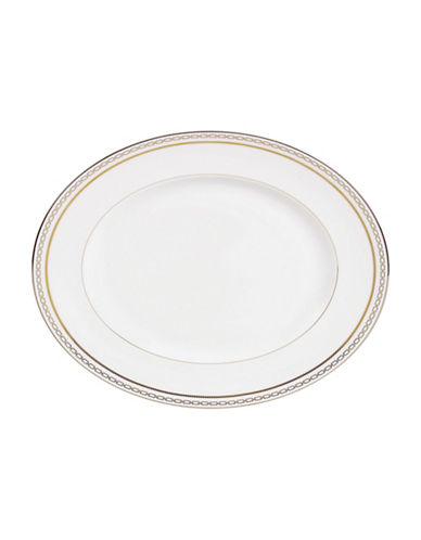 Vera Wang Love Oval Platter-WHITE-One Size