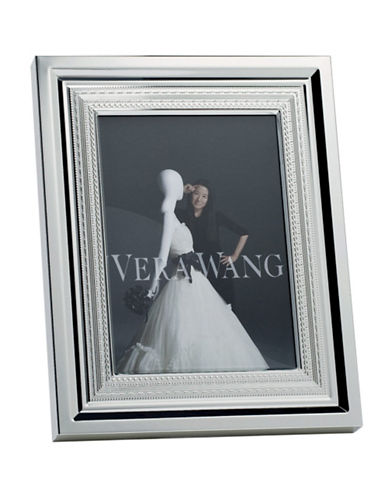 Vera Wang With Love Silver Picture Frame-SILVER-One Size