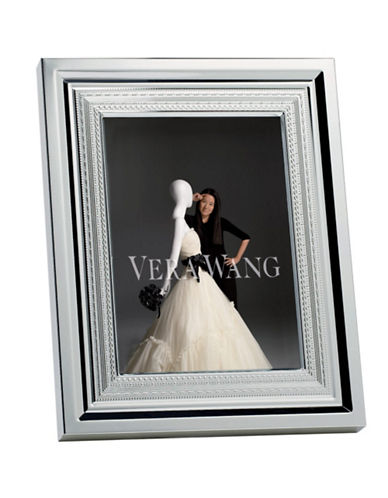 Vera Wang With Love Silver Plated Frame-SILVER PLATED-Large