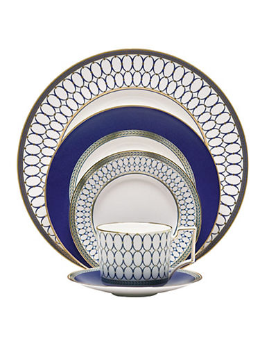 Wedgwood Wedgwood Renaissance Gold 5 Piece Place Setting-MULTI-COLOURED-5 Inches 85787439_MULTI-COLOURED_5 Inches