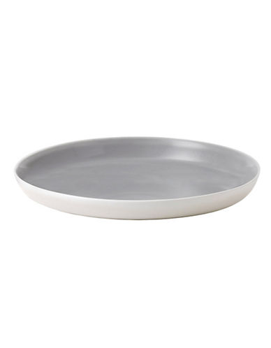 Vera Wang Wedgwood Simplicity Round Platter-WHITE-One Size