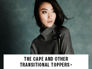 The Cape and Other Transitional Toppers