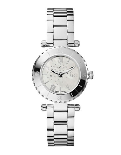 Gc Mini Chic Watch-SILVER-One Size 85376007_SILVER_One Size