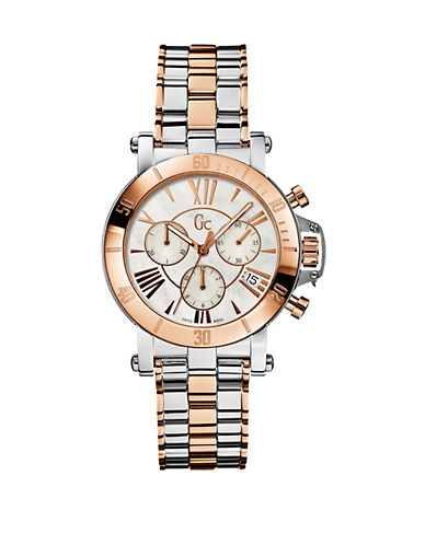 Gc Femme Watch-TWO TONE-One Size