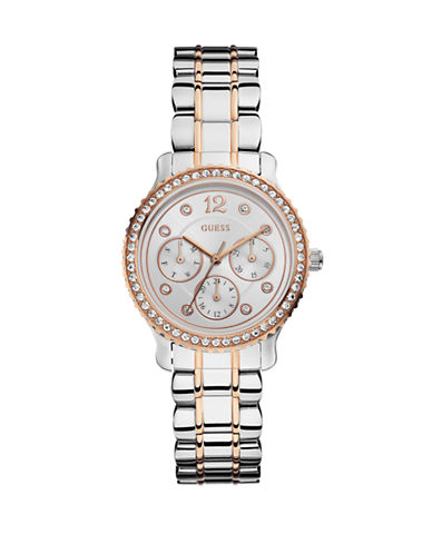 Guess Guess Two Tone Watch-TWO TONE-One Size