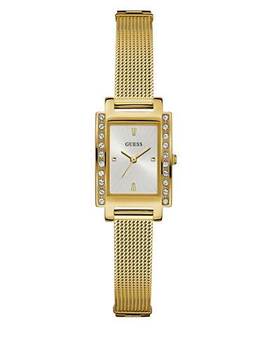 Guess Goldtone Bracelet Watch W0953l2-GOLD-One Size