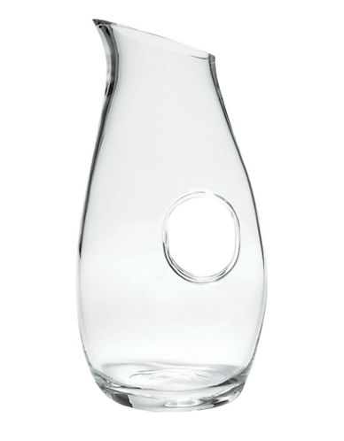 Lenox Tuscany Classics Pierced Pitcher-CLEAR-One Size