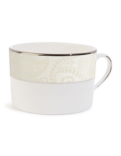 Kate Spade New York Bonnabel Place Cup-WHITE-One Size