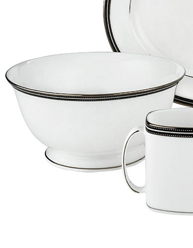 Kate Spade New York Union Street Serving Bowl-WHITE-One Size