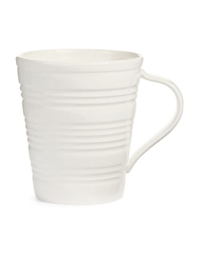 Lenox Tin Can Alley Four Degree Mug-WHITE-One Size