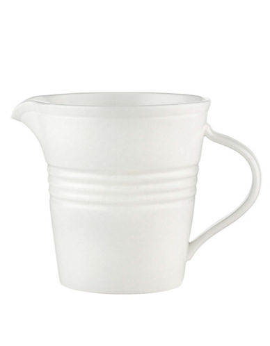Lenox Tin Can Alley Creamer-WHITE-One Size