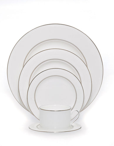 Kate Spade New York Cypress Point 5 Piece Place Setting-WHITE-One Size
