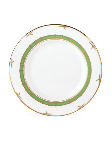 Kate Spade New York Cypress Point Saucer-WHITE-5 Inches