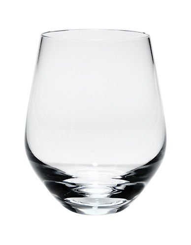 Lenox Tuscany Classics Simply White Tumblers - Set of 4-CLEAR-One Size