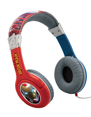 Ekids Captain America Civil War Headphones-MULTI-One Size