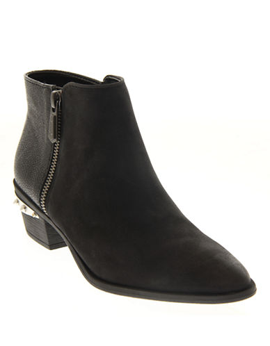Circus By Sam Edelman Holt Ankle Boot-BLACK-5.5