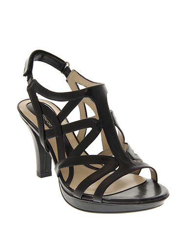 Naturalizer Danya Sandal-BLACK-7.5