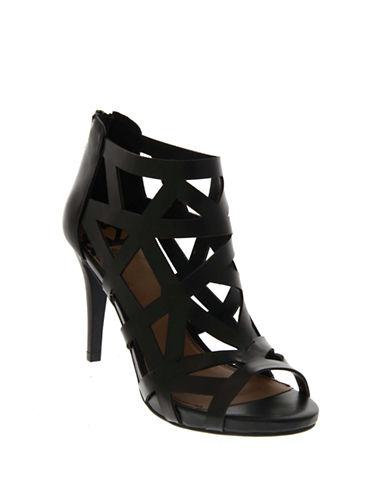 Fergalicious Histeria Caged Sandals-BLACK-9