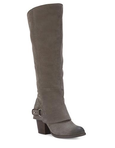 Fergalicious Lexy Cuff Boots-GREY-9