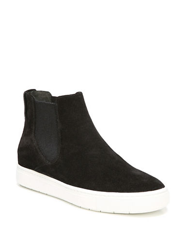 Vince Newlyn High-Top Sneakers-BLACK-5.5