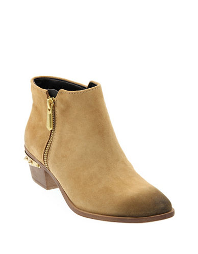 Circus By Sam Edelman Holt Ankle Boot-BROWN-10
