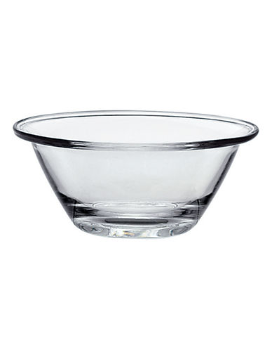 Trudeau Mr. Chef Tempered Glass Bowl-CLEAR-One Size