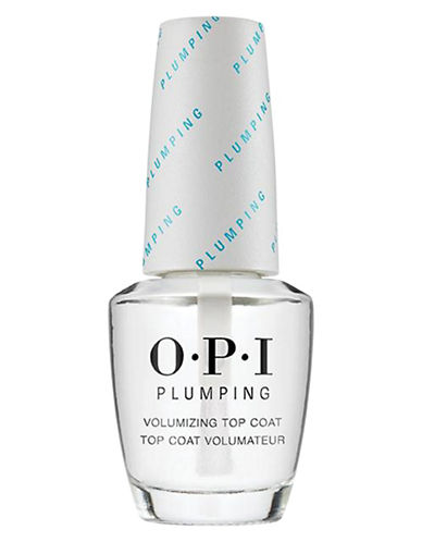 Opi Plumping Top Coat-CLEAR-15 ml