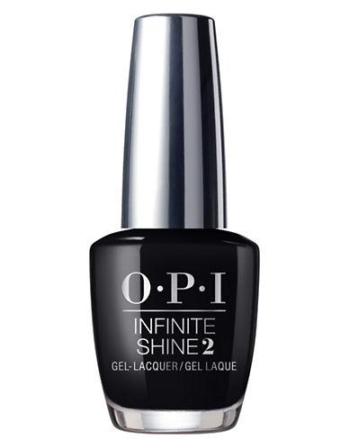 Opi Black Onyx Infinite Shine Nail Lacquer-BLACK ONYX-15 ml