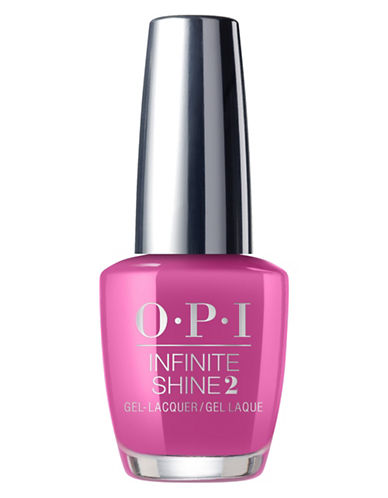 Opi Pompeii Purple Infinite Shine Nail Lacquer-POMPEII PURPLE-15 ml