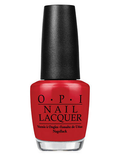 Opi Classics Red Hot Rio Nail Lacquer-RED HOT RIO-15 ml