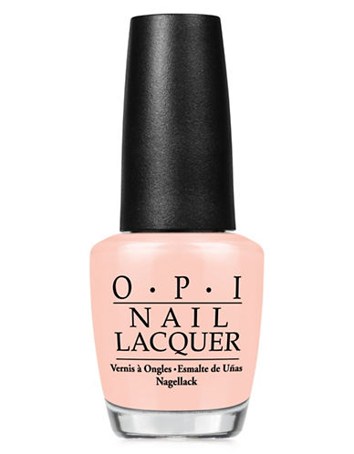 Opi Classics Stop it Im Blushing Nail Lacquer-STOP IT IM BLUSHING!-15 ml
