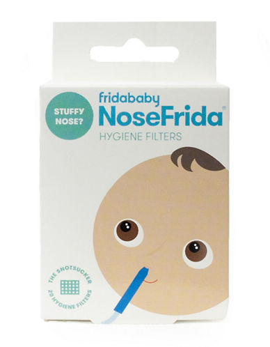 Fridababy Nasal Aspirator Replacement Filters - Set of 20-