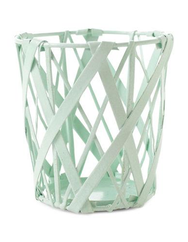 Design Ideas Tangle Pencil Cup-BLUE-One Size