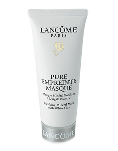 Lancôme Pure Empreinte Purifying Mineral Mask With White Clay-NO COLOUR-100 ml