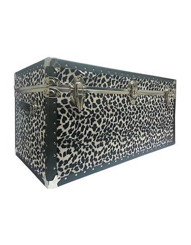 Everlite Faux Leopard Print Trunk-LEOPARD-One Size