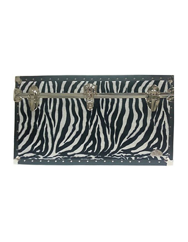 Everlite Faux Zebra Print Trunk-ZEBRA-One Size