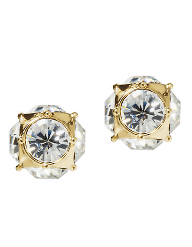Kate Spade New York Lady Marmalade Studs-WHITE-One Size
