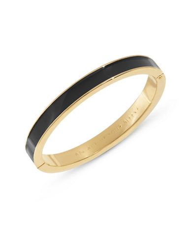 Kate Spade New York An Ace Up Your Sleeve Idiom Bracelet-BLACK-One Size