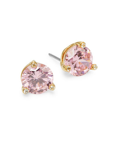 Kate Spade New York Rise and Shine Stud Earrings-LIGHT ROSE-One Size