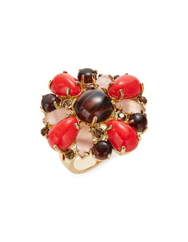 Kate Spade New York Burst Into Bloom Ring-MUTLI-7