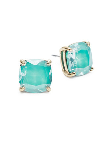 Kate Spade New York Small Square Stud Earrings-MINT-One Size