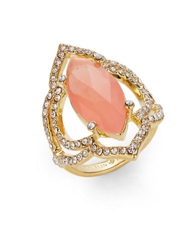 Kate Spade New York Lantern Gems Ring-CORAL-7