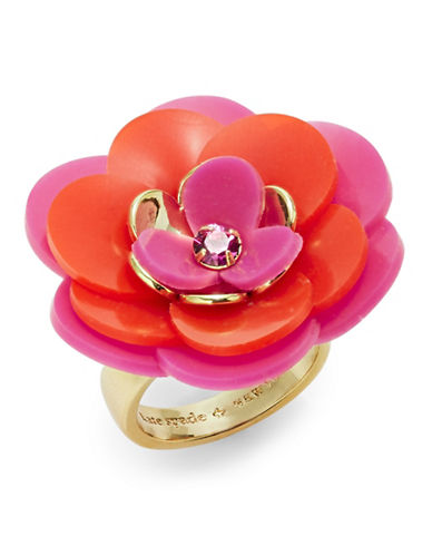 Kate Spade New York Rosy Posies Ring-PINK-7