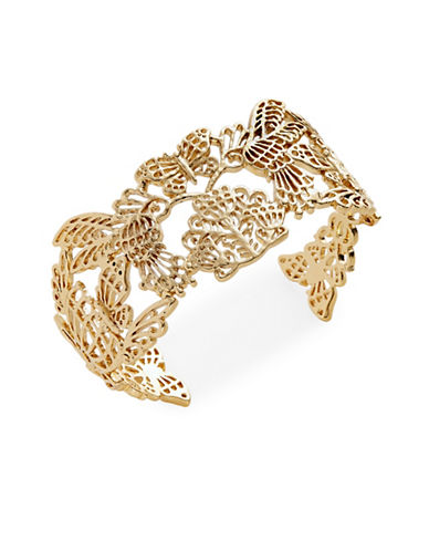Kate Spade New York Golden Age Cuff Bracelet-GOLD-One Size